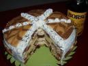 torta scacchiera
