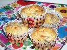 muffin melanzane e feta