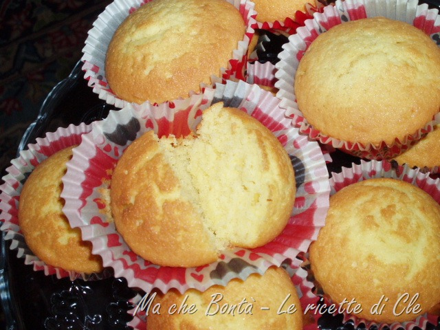 muffin arancia e cannella