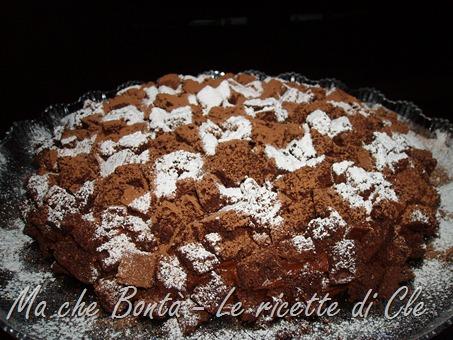torta mousse cioccolato