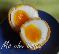 uova fritte - fried eggs