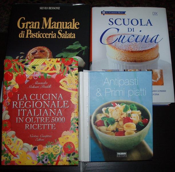 I miei libri di cucina ma che bont for Libri di cucina professionali pdf