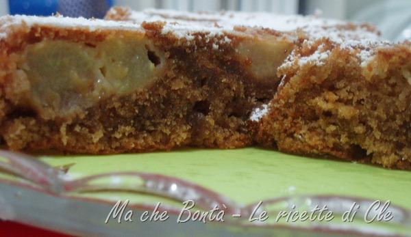 tortine cioccolato e pere alla vaniglia