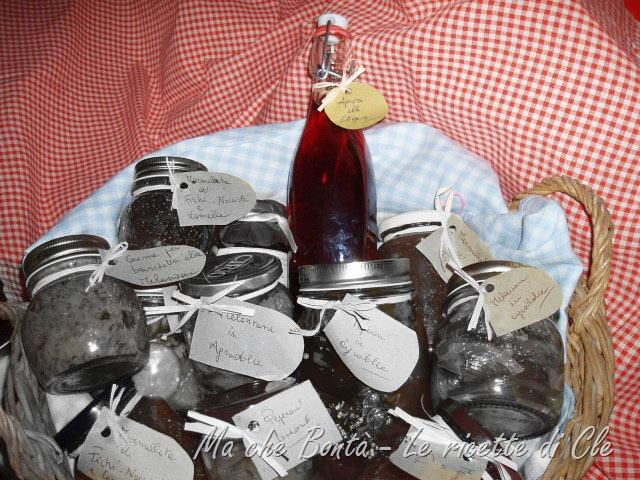 liquore ciliegie