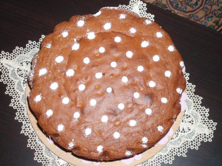 Torta pan di stelle di Cle