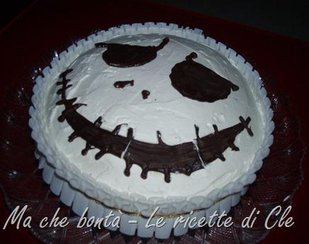 jack skellingtone cake
