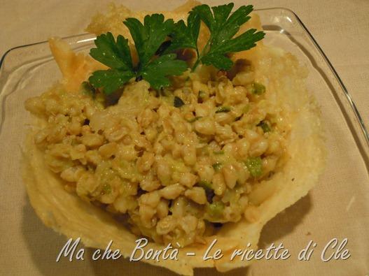 minestra di verza e zucchine