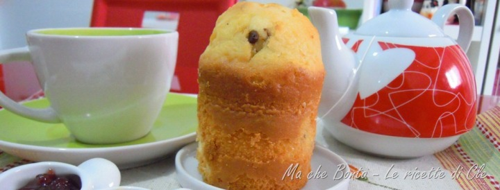 Plum cake sotto vetro