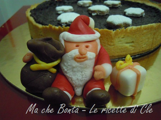 Babbo Natale di PDZ - sugar pate santa claus