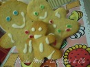 Ginger Bread Men - Omini pan di zenzero