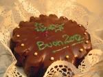 torta vegan al cioccolato e barbabietole rosse