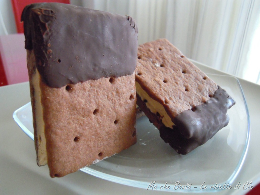 biscotto gelato montersino
