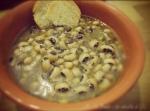 fagioli con l'occhio - black eyed beans