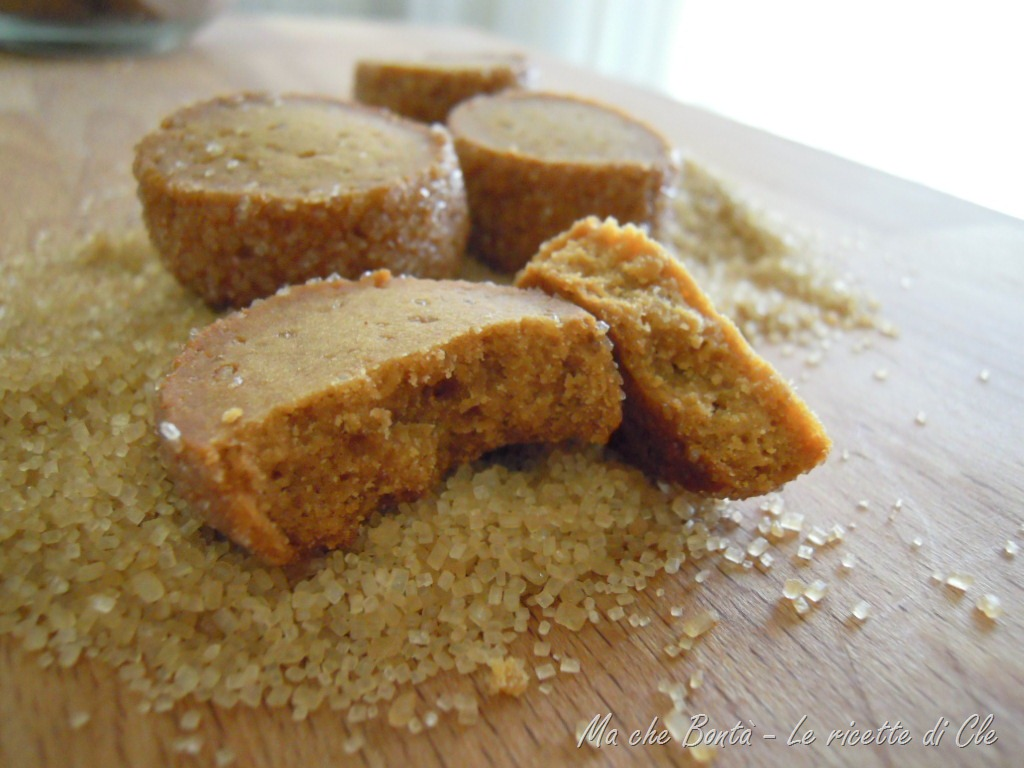 Biscottini Al Caramello Caramel Flavoured Cookies Ma