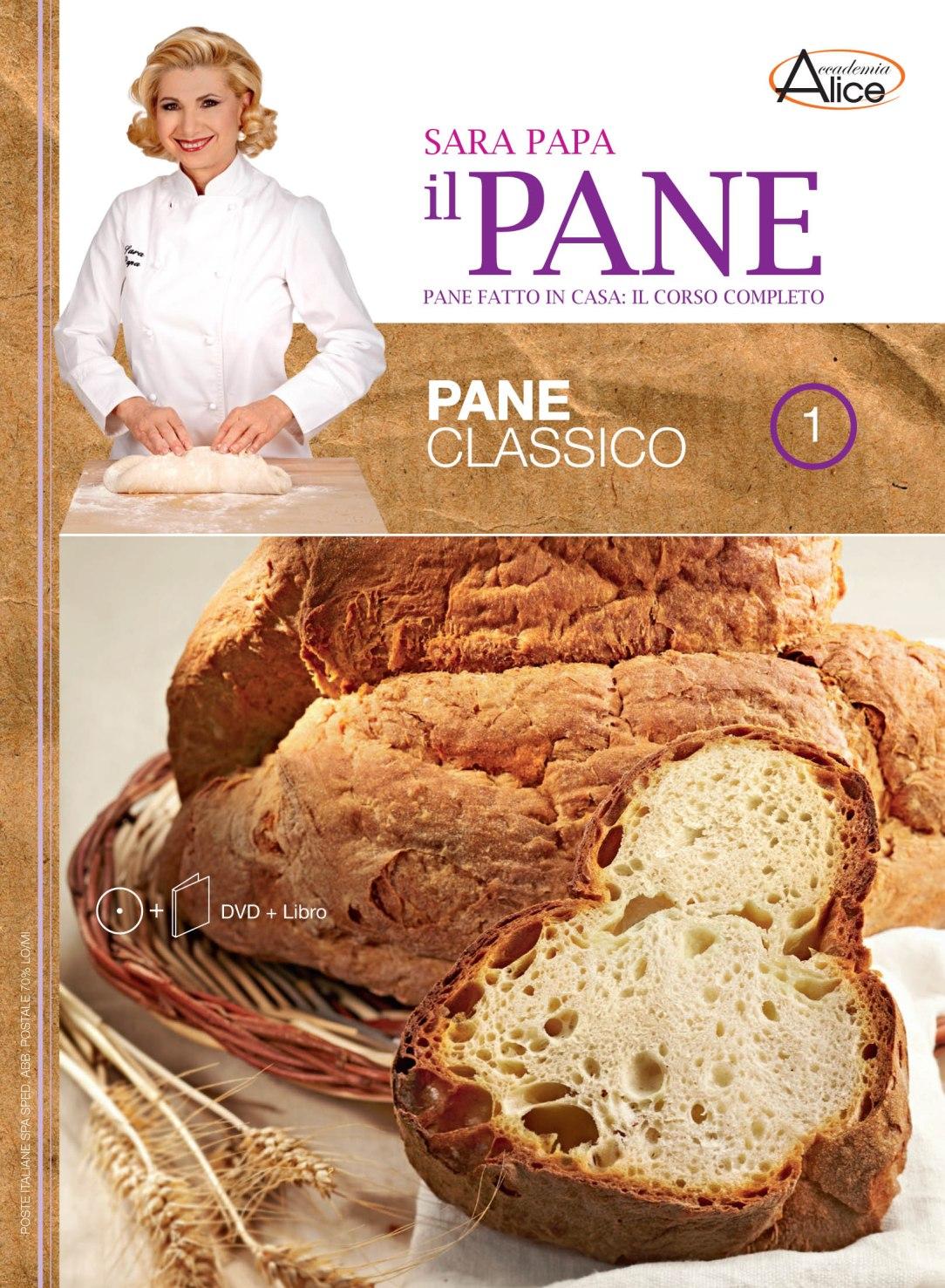 Sara Papa - Il Pane fatto in casa