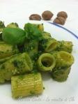 Pesto di rucola e basilico