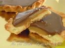 crostata cioccolato e caramello
