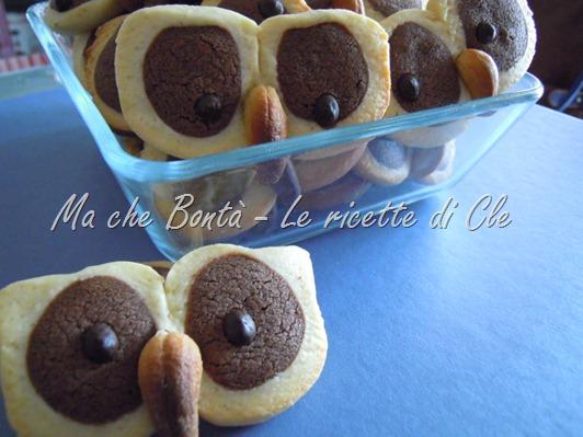 Biscotti gufo - Hoot Owl Cookies