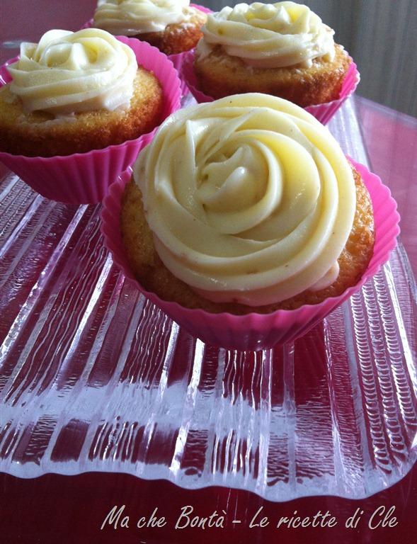 Cupcakes alla zucca - Pumpkin cupcakes