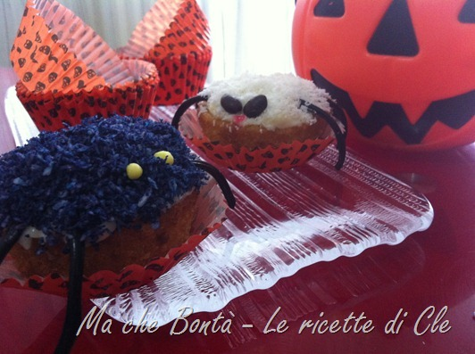cupcakes zucca halloween