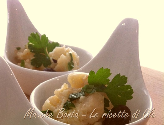 cavolfiori stufati con olive