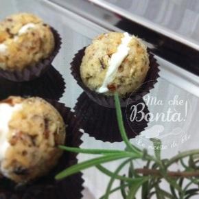 Baci di dama salati (no bake)