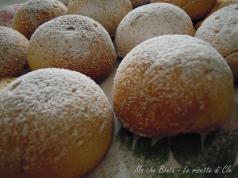 Panini dolci alla frutta (Vegan)
