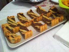 Crostata rustica alle melanzane