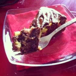 Torta deliziosa crema e gianduia