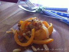 Peperoni con briciole aromatiche