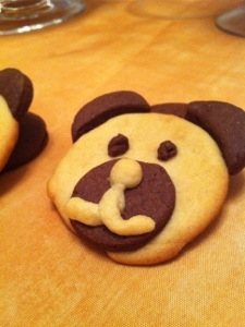Biscotti orso