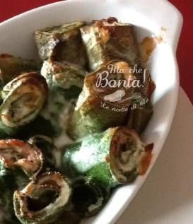 Bucaneve ricotta e spinaci