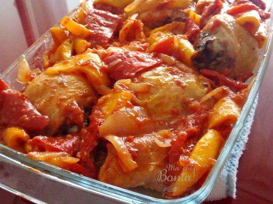 pollo soft soft ai peperoni
