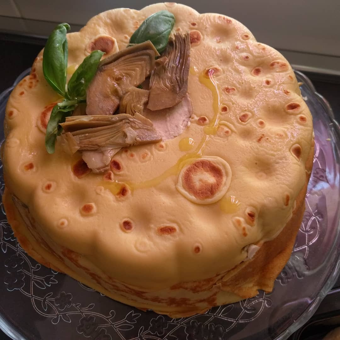 torta-di-crepes-carciofi-tonno