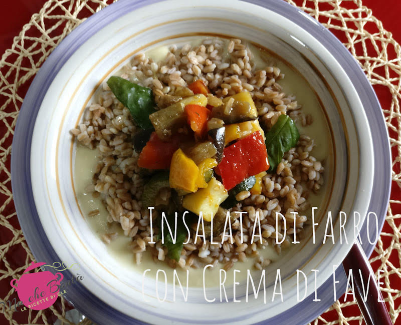 insalata-di-farro-con-fave-fresche-e-verdure-al-forno