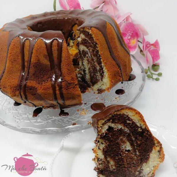 ciambella-panna-e-cioccolato