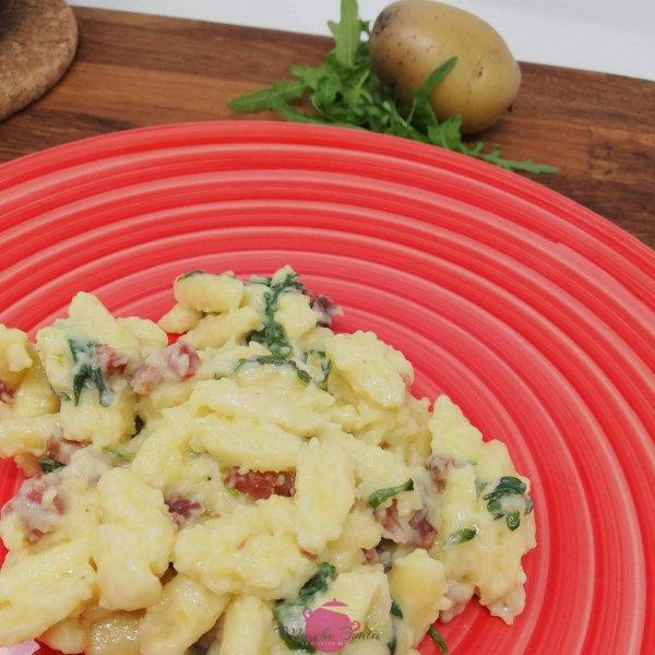 cavatelli-speck-rucola-patate